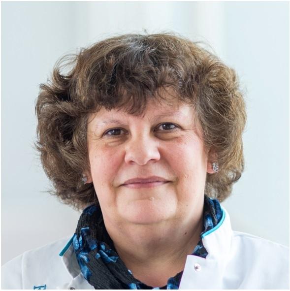Annelies Brandt-van der Heiden :